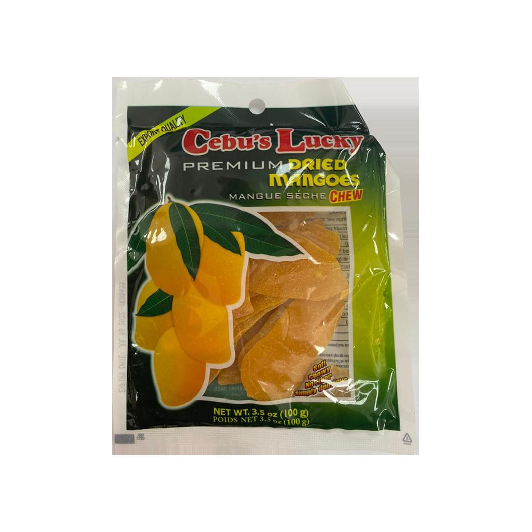Cebu Lucky Dried Mango 100g