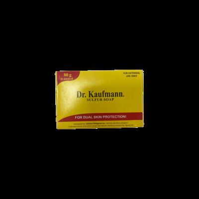 Dr. Kaufmann Soap Sulfur 80G