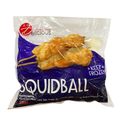 Delicious Squidball 500g
