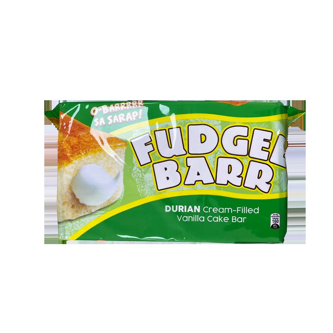 Fudgee Barr Durian 390g