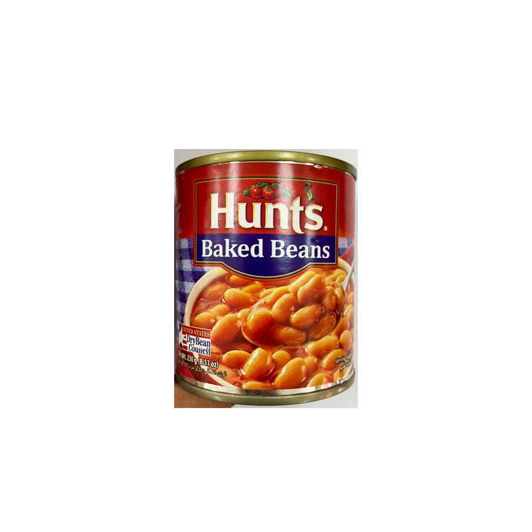 Hunts Baked Beans Big size