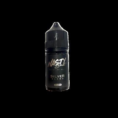 Vape Juice - Silver Blend Saltnick 50mg (30ml)