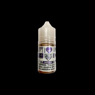 Vape Juice - Grappleberry Saltnick 50mg (30ml)