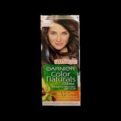 Garnier Color Natuals Light Brown (5)