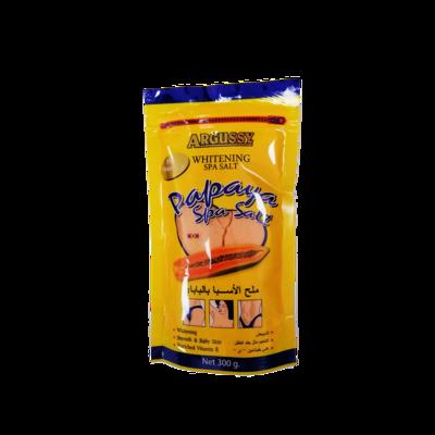Argussy Papaya Spa Salt 300g