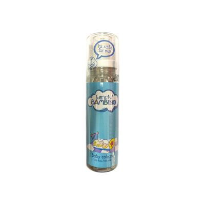 Bench Bambino Baby Cologne (blue) 100ml (Its Safe for Me)