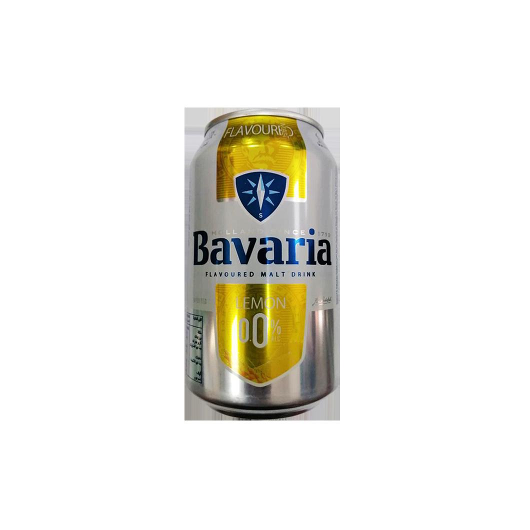Bavaria Flavoured Malt Drink Lemon
