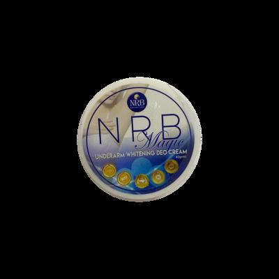NRB Magic Underarm Whitening Deo Cream 40g