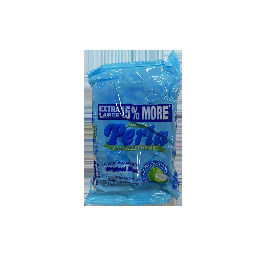 Perla Hypoallergenic Laundry Soap Bar (Original Blue) 110g
