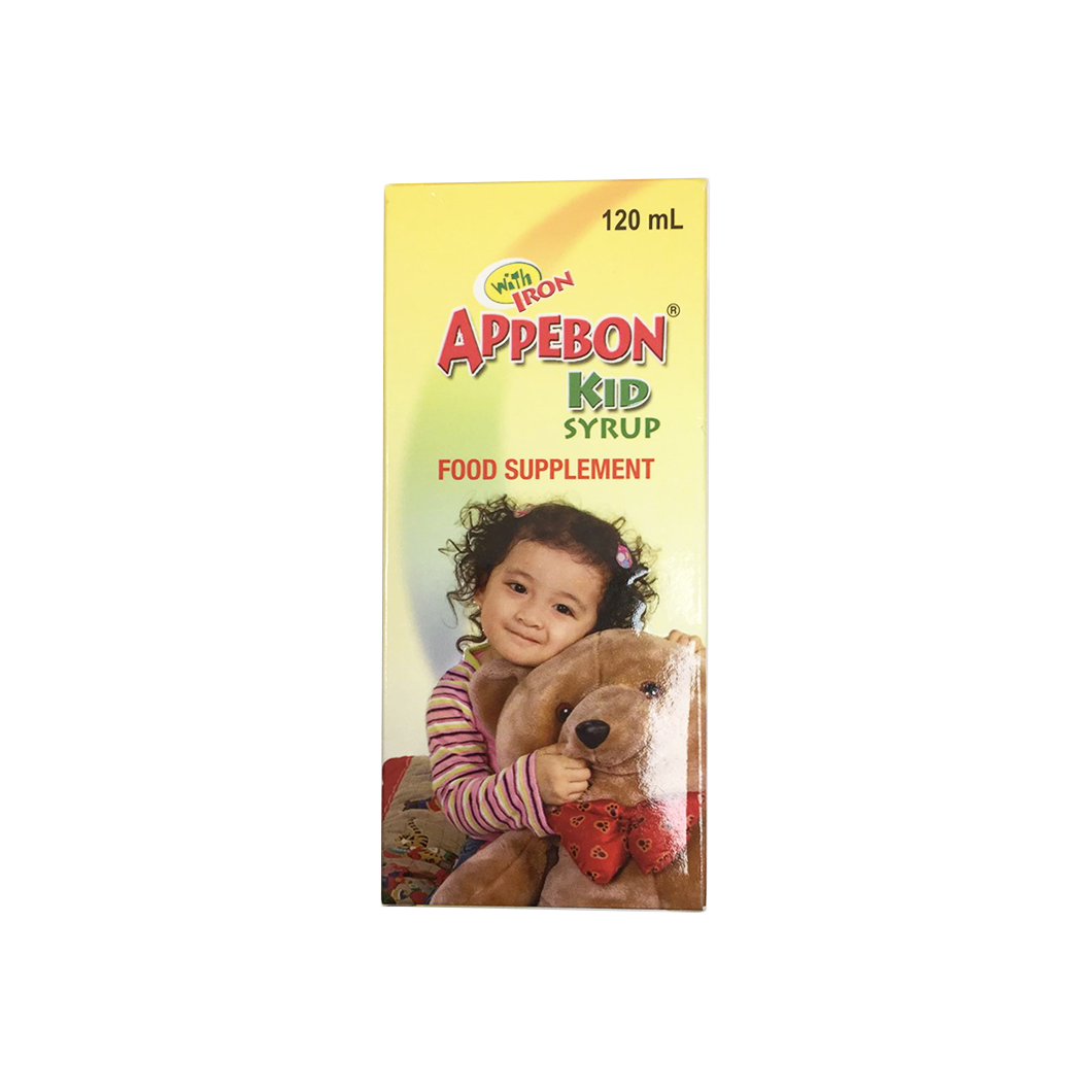 Appebon Kid Syrup with Iron