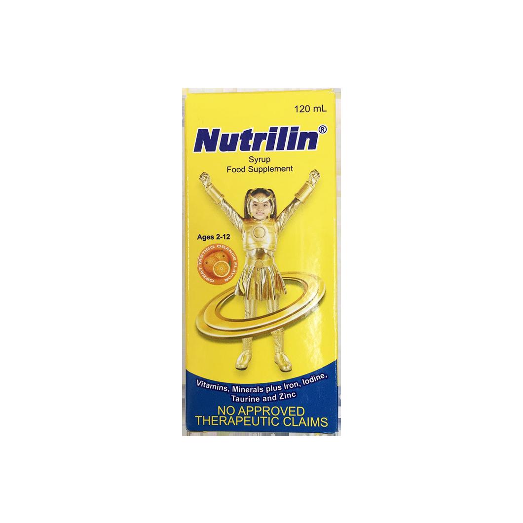 Nutrilin Syrup (2-12) 120ml