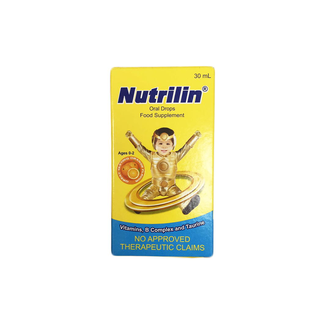Nutrilin Oras Drops 30ml