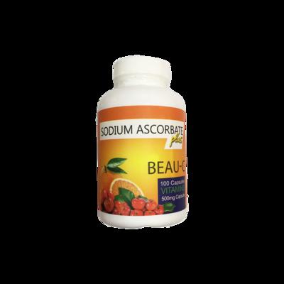Beau-C Sodium Ascorbate 100pc
