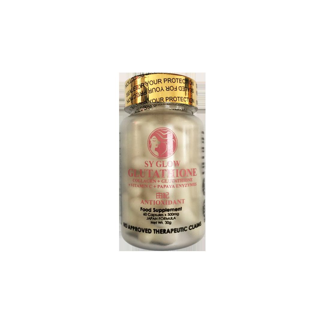 SY Glow Glutathione Capsules
