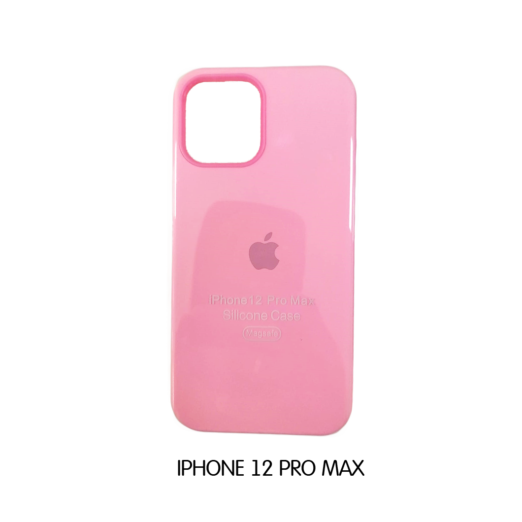 Iphone Case 12 Pro Max - Pink Iphone Case