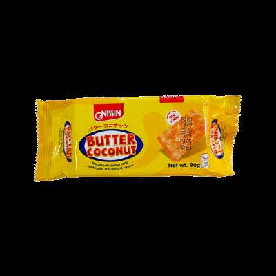 Nissin Butter Coconut 90g