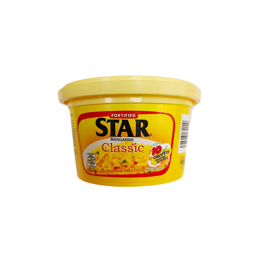 Fortified Star Classic Margarine 100g