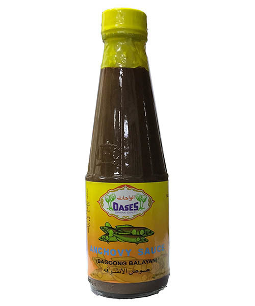 Oases Anchovy Sauce (Bagoong Balayan)