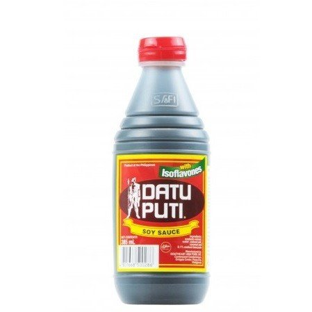 Datu Puti Soy Sauce 385ml