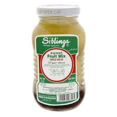 Siblings Sweet Fruit Mix (Halo Halo)