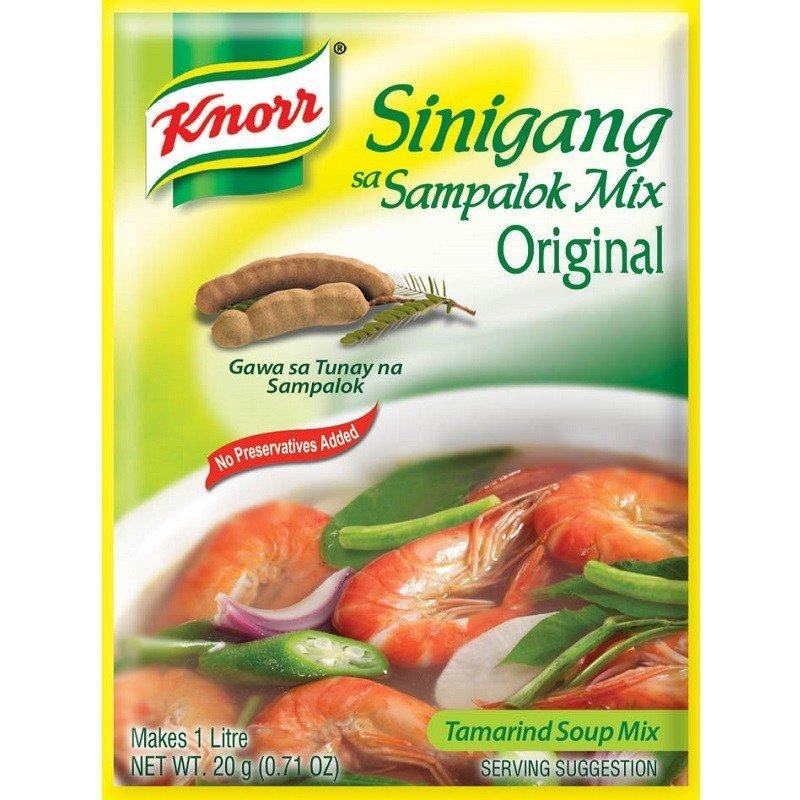 Knorr Sinigang sa Sampalok Mix Original 44g