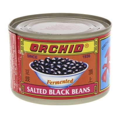 Orchid Fermented Salted Black Beans 180g