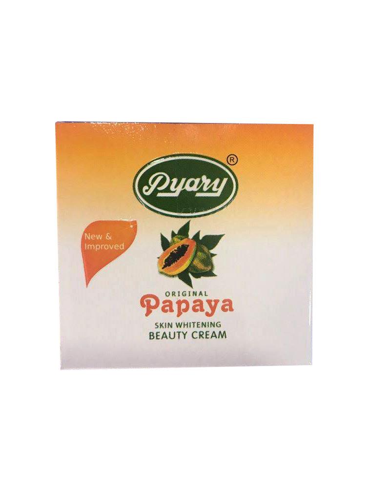 Pyary Original Papaya Skin Whitening Beauty Cream 80g