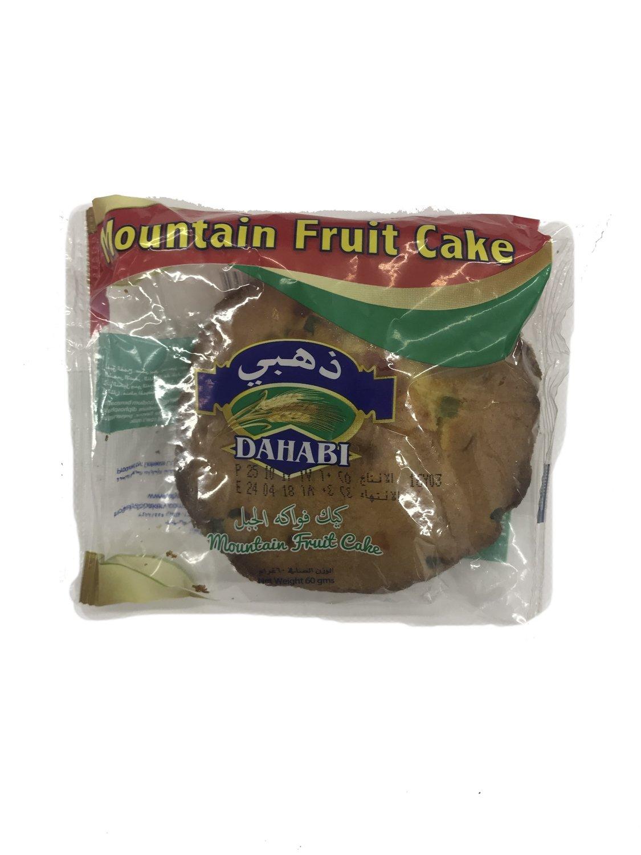 Dahabi Mountain Fruit Cake 60g