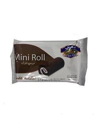 Dahabi Chocolate Mini Roll 60g
