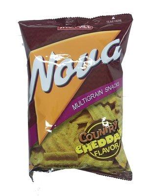 Jack n Jill  Nova Multigrain Snacks Country Cheddar Flavor 78g