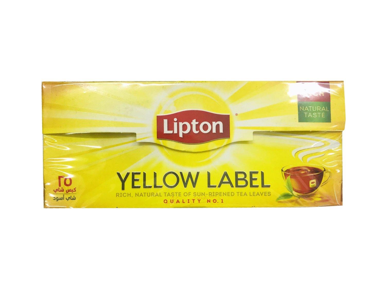 Lipton Yellow Label 25g