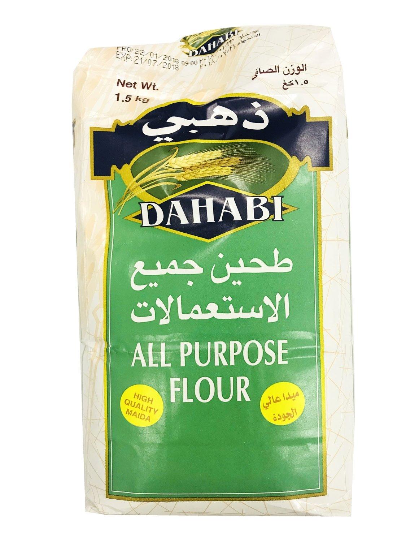 Dahabi All Purpose Flour 1.5kg