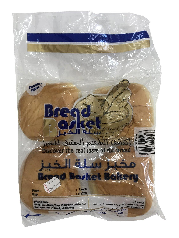 Bread Basket Pan De Coco