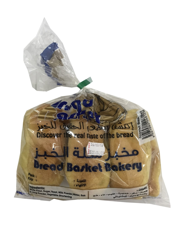 Bread Basket Spanish Bread