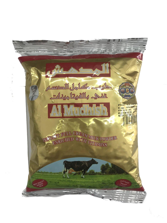 Al Mudhish Instant Full Cream Milk Powder 400g