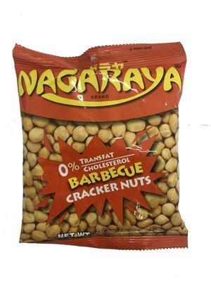 Nagaraya Barbecue Cracker nuts 160g