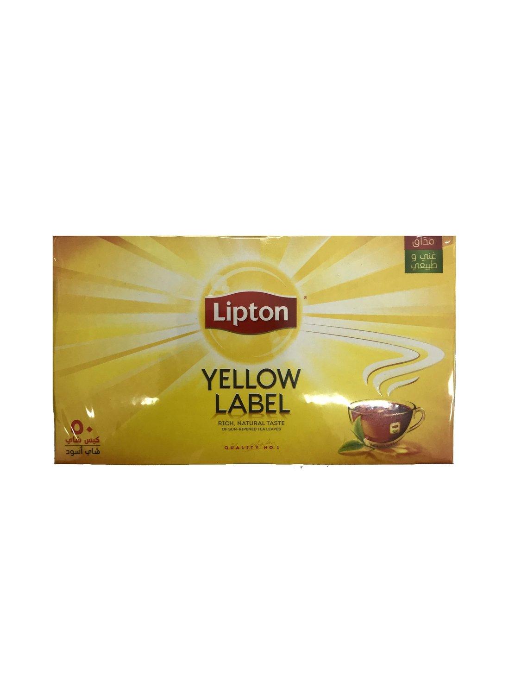 Lipton Yellow Label 50x25g