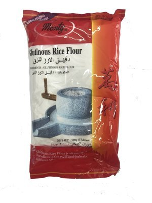 Monty Glutinous Rice Flour 500g