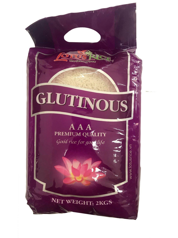 Lotus Glutinous Rice AAA Premium Quality 2kg (Malagkit)
