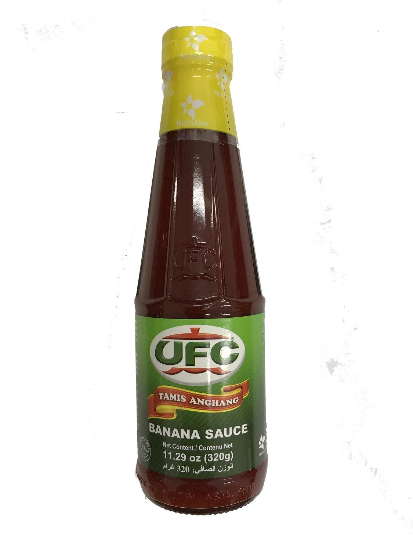 UFC Banana Sauce Tamis Anghang 320g