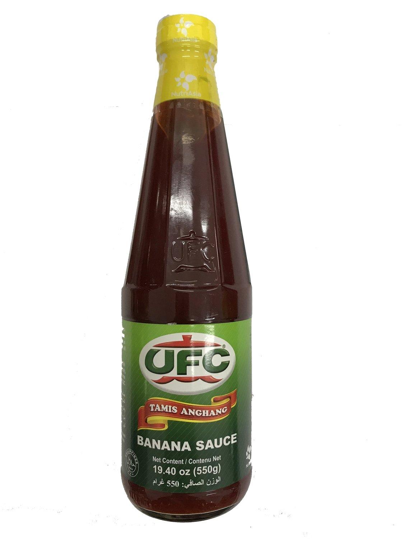 UFC Banana Sauce Tamis Anghang 550g
