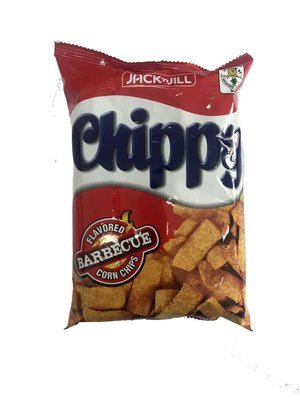 Chippy Flavored Barbecue Corn Chips 110g