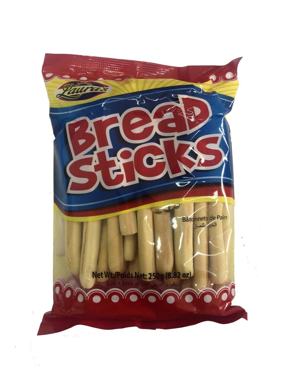 Laura's Bread Sticks 250g