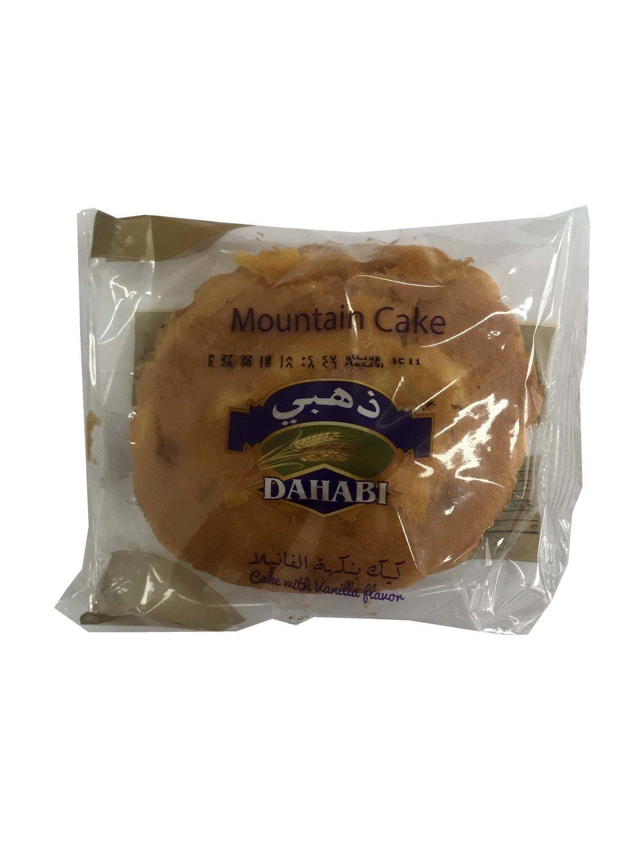 Dahabi Mountain Cake Vanilla 60g