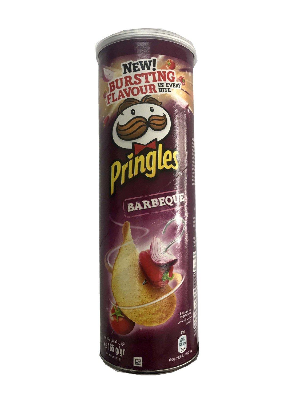Pringles Barbeque 165g