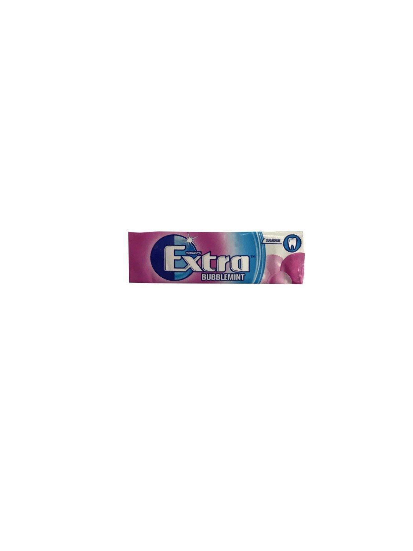 Wrigleys Extra Bubble Mint 10pc