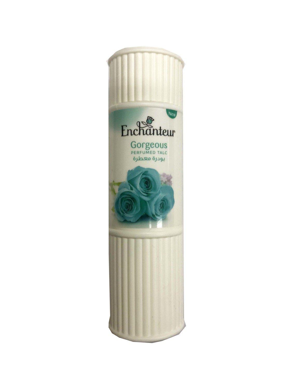 Enchanteur Gorgeous Perfumed Talc 125g