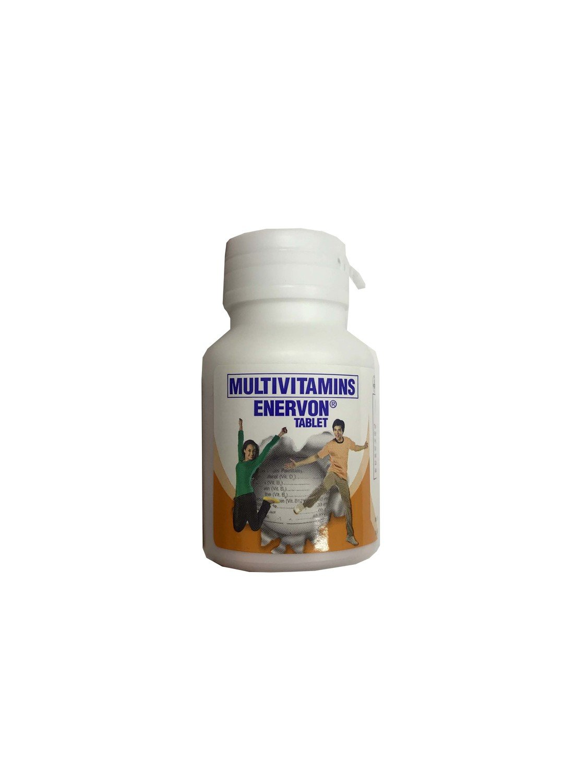 Multivitamins Enervon 30 Tablets