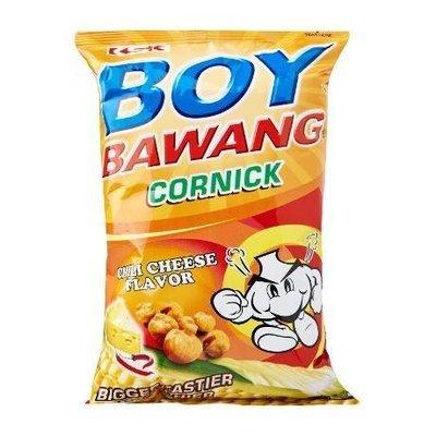 Boy Bawang Cornick Chilli Cheese Flavor 100g