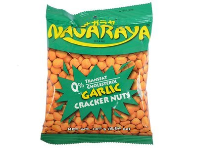 Nagaraya Garlic Cracker Nuts 160g